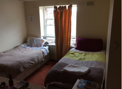 A shared room in Dublin 1