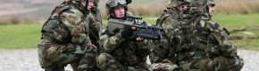Less than half of Defence Forces satisfied with military life