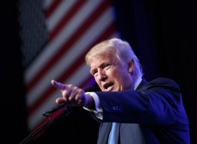 Trump in Miami