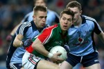 All-Ireland battles with Mayo against the Dubs to playing club football in the capital