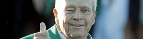 Golf legend Arnold Palmer has died at the age of 87