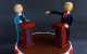 This baker in Cork made a brilliant cake version of the US presidential debate