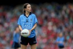 Sinéad Aherne � �It was a harder one for them to take on the day, to not get over the line.�