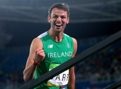 Thomas Barr understands why people would be suspicious of TUEs.