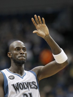 Garnett is regarded as one of the best defensive players in the game's history.