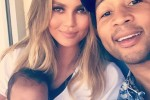 Chrissy Teigen had the best comeback after being accused of holding her baby 'wrong'... it's the Dredge