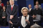 'Some people are sore losers': Hillary Clinton hits out at Trump as election draws closer