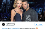 The rumours about Drake and Taylor Swift have gone into overdrive... It's the Dredge