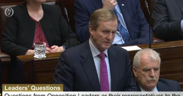 As it happened: Enda Kenny questioned about compensation for sexual abuse victims