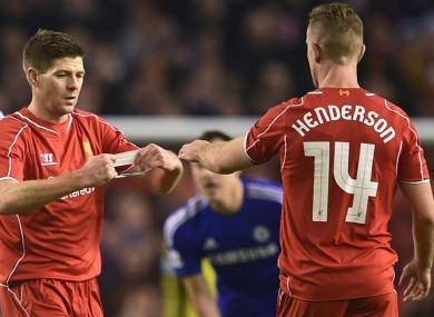 Steven Gerrard has backed Jordan Henderson to defy his critics.