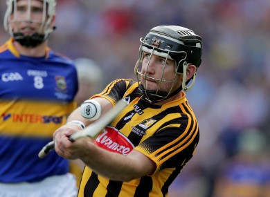 Kilkenny forward Richie Hogan.