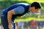 'You're welcome for the show' - McIlroy had bow planned