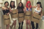 These Dublin gals just nailed their Halloween costume - meet the Spice Bag Girls