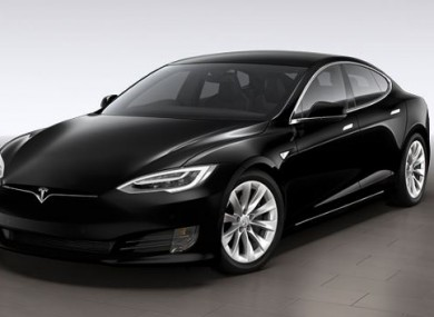 tesla 39 s electric cars are now available in ireland prices start from 81 000. Black Bedroom Furniture Sets. Home Design Ideas