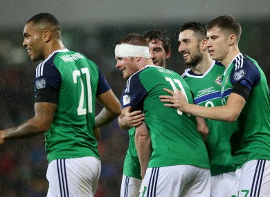 Michael O'Neill's side enjoyed a comfortable victory on Friday.