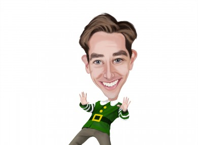 A preview of the RyanElf cutout.