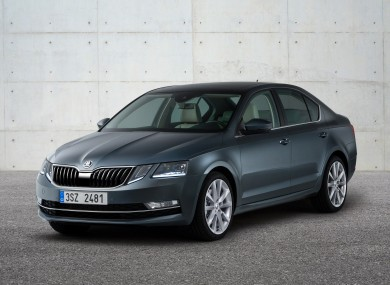 the new skoda octavia is here and it has all mod cons · thejournal ieNew Skoda Octavia #5