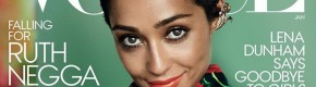 Irish actress Ruth Negga has made the cover of Vogue magazine