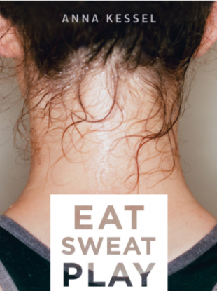 The sleeve for Anna Kessel's acclaimed book Eat Sweat Play: How Sport Can Change Our Lives.