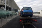 Bogus taxi found taking passengers to Dublin Airport seized