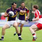 Molloy retired in January after being advised by surgeons to hang up his boots.<span class=