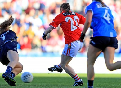 A selection of the best scores from this year's ladies Gaelic football and camogie competitions.