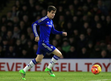 Oscar's move from Chelsea to Shanghai SIPG has been confirmed.