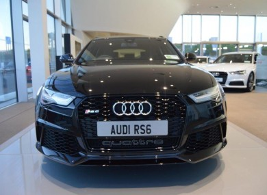 The Stonkingly Powerful Audi RS Avant Is The Fastest Estate On The - Audi rs