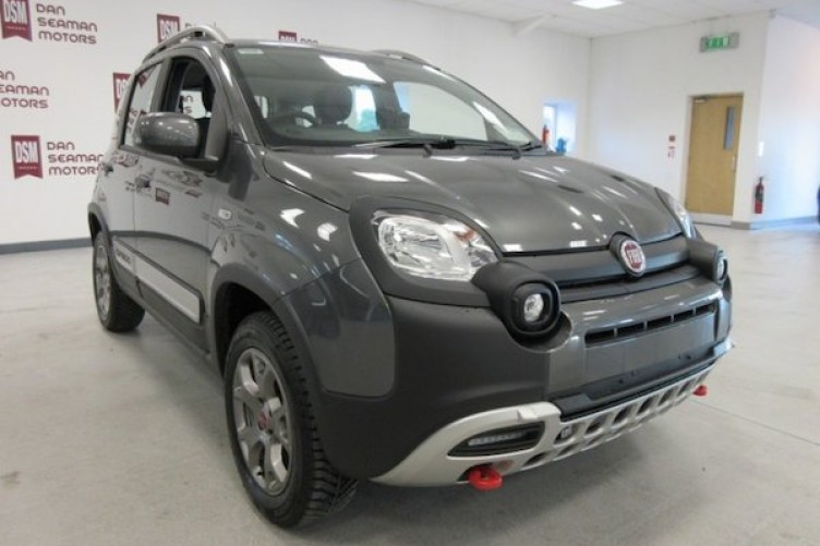 Donedeal Of The Week This Fiat Panda Cross Has City Car