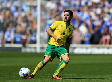 Ireland's Robbie Brady is expected to leave Norwich before the current transfer window closes.
