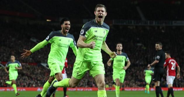 As it happened: Man Utd v Liverpool, Premier League