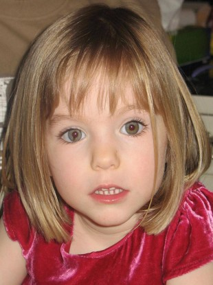 Madeleine McCann has been missing for almost 10 years.