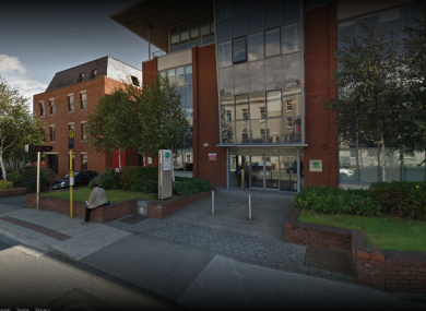 The Nursing and Midwifery Board of Ireland headquarters.