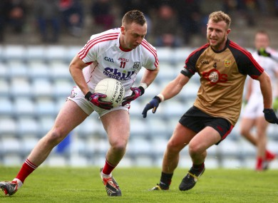Cork and Down were relegated from Division 1 last year.