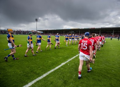 'These games will be very attractive if they're treated properly by the counties.'