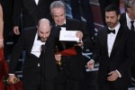 Trump thinks that Oscars gaffe happened because they were 'too focused' on slagging him
