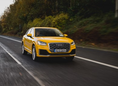 The New Audi Q Does The Small SUV Make A Big Impression - Mcgrath audi