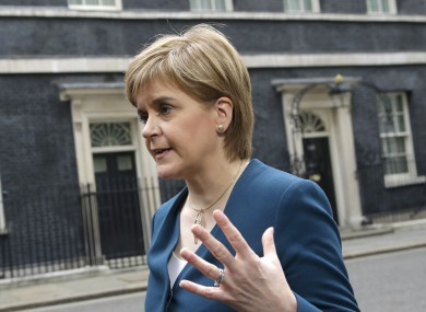 In the June referendum, 62% of Scottish voters chose to remain in the European Union.