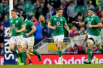 Watch: Conor Murray's try gives Ireland a narrow half-time advantage at the Aviva