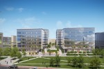 Dublin Airport is getting four new multi-storey office buildings