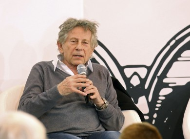 Oscar-winning director Roman Polanski