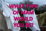 What Type Of Mam Would You Be?