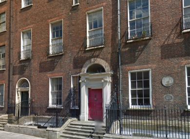 Henrietta Street, where the man says he was born