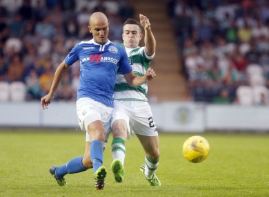 Duffy's move to Celtic didn't work out as well as he hoped.