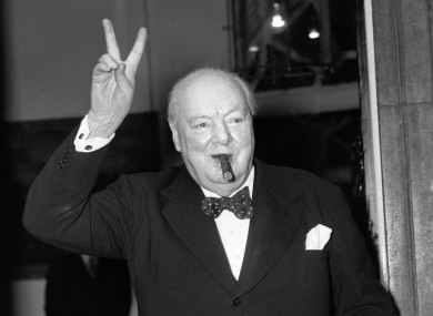 on the brink of war in winston churchill found the time to  on the brink of war in 1939 winston churchill found the time to write a scientific paper on alien life