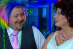 The couple on last night's Don't Tell The Bride recreated a 1980s teen disco, and it was beyond adorable
