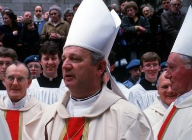 Bishop Eamonn Casey has passed away.