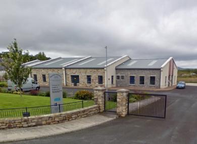 Loughan House open prison in Co Cavan.
