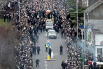 'He was a remarkable man': Thousands line streets as Derry bids farewell to Martin McGuinness