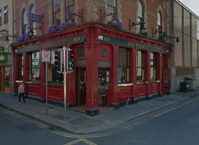 Jack Nealon's on Capel Street will close next month.